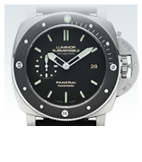 Panerai Luminor Submersible Amagnetic mit Kautschukband