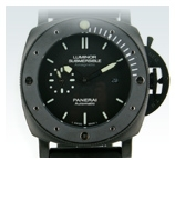 Panerai Luminor Submersible Amagnetic Black Steel